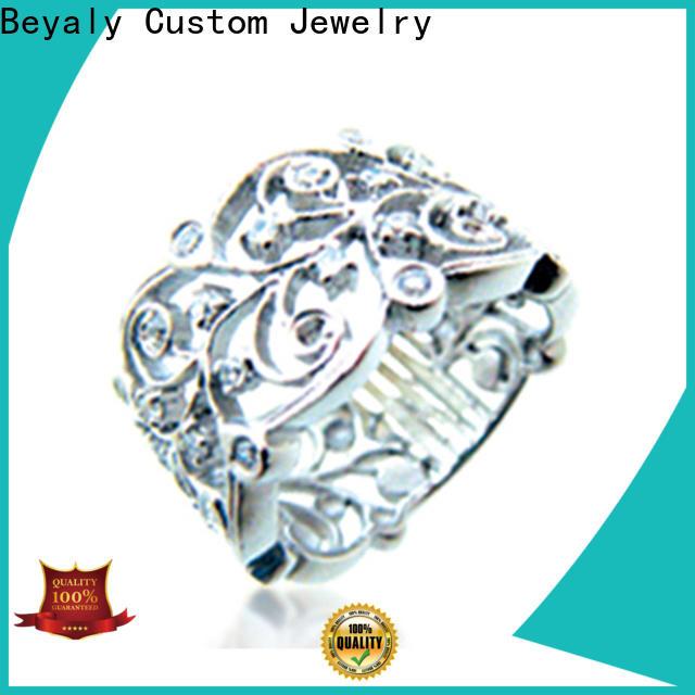 BEYALY pandora heart tiara ring company for party