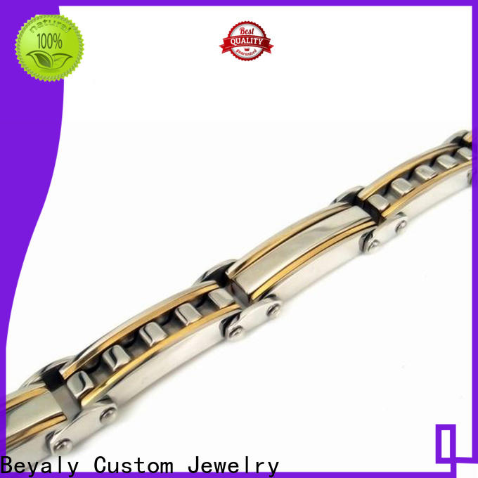 BEYALY titanium bangles factory for engagement