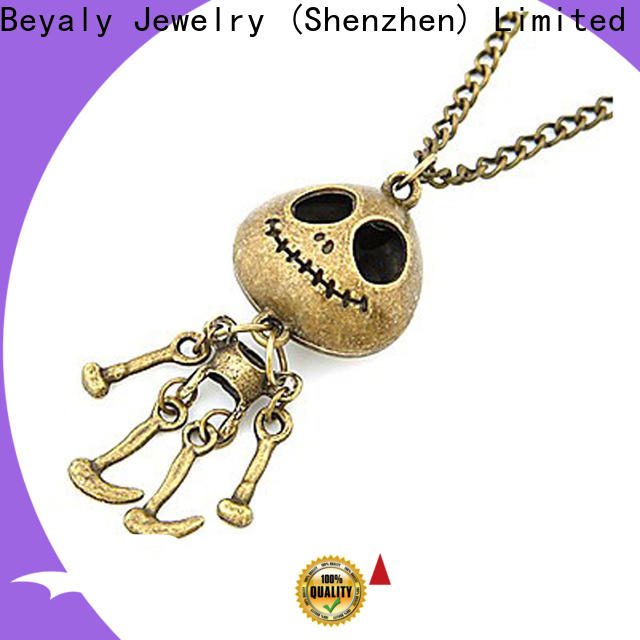 BEYALY stainless steel pendant necklaces bulk buy for women
