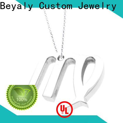 Best trendsmax initial letter pendant Suppliers for decoration