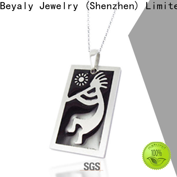 BEYALY stainless steel ankh pendant factory for men