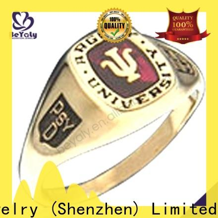 BEYALY gold plated silver jewelery factory for business gift