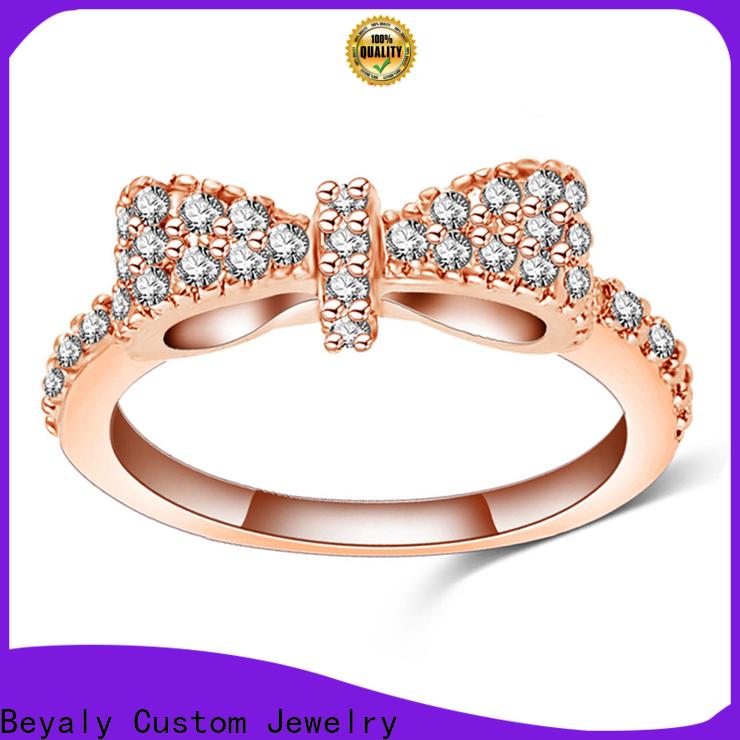BEYALY Wholesale quartz earrings company for engagement