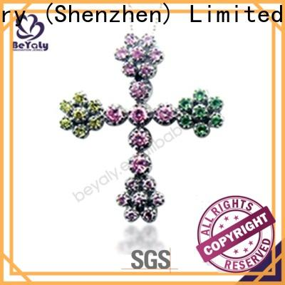 BEYALY inri silver cross shipped to business for decoration