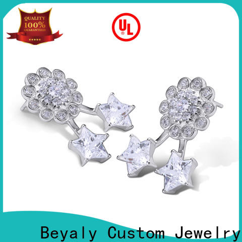 BEYALY High-quality pure silver jewelery Supply for men