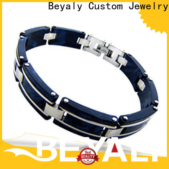 BEYALY hollow silver bangle Suppliers for wedding