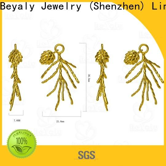BEYALY Custom 925 sun pendant manufacturers for business gift