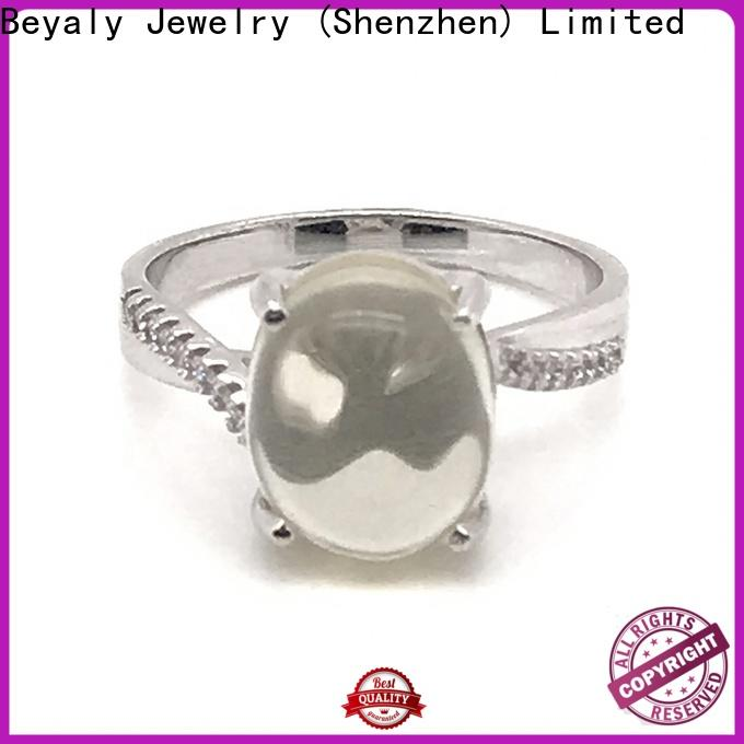 BEYALY Best design your own gemstone engagement ring manufacturers for wedding