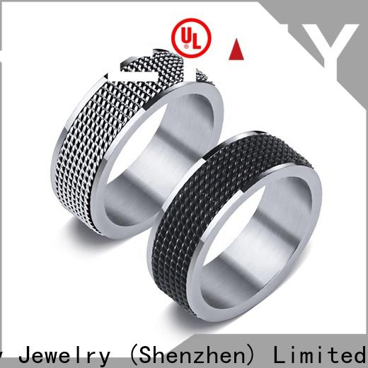 BEYALY custom silver signet ring company for women