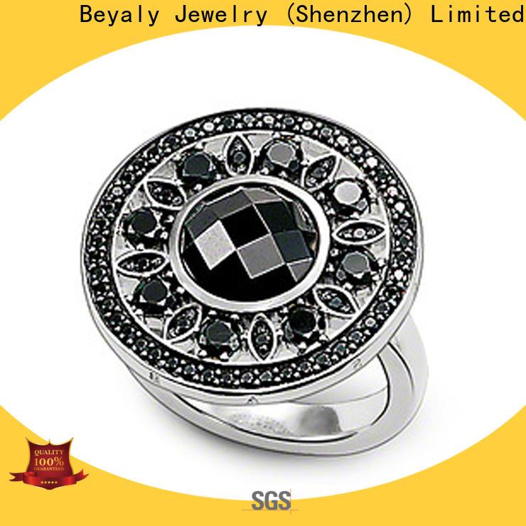 BEYALY custom engraved rings for her bulk buy for wedding