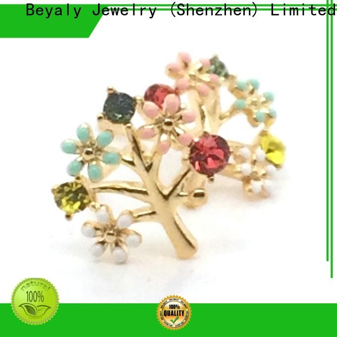 Wholesale cz huggie earrings manufacturers for wedding
