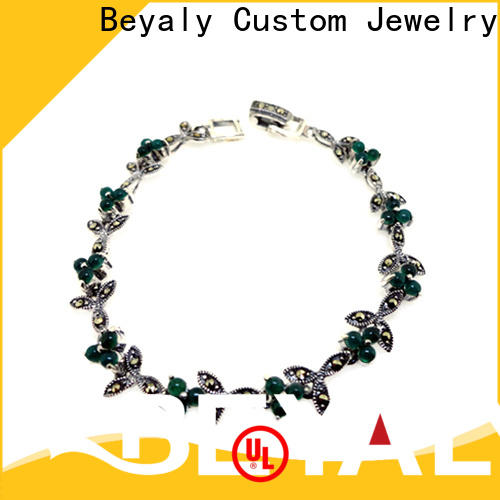 BEYALY Best vintage sterling silver thumb rings company for decoration