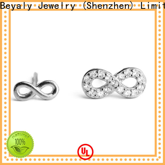 BEYALY cubic zirconia tragus stud company for women