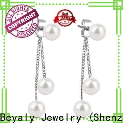 New black cz earrings Suppliers for women