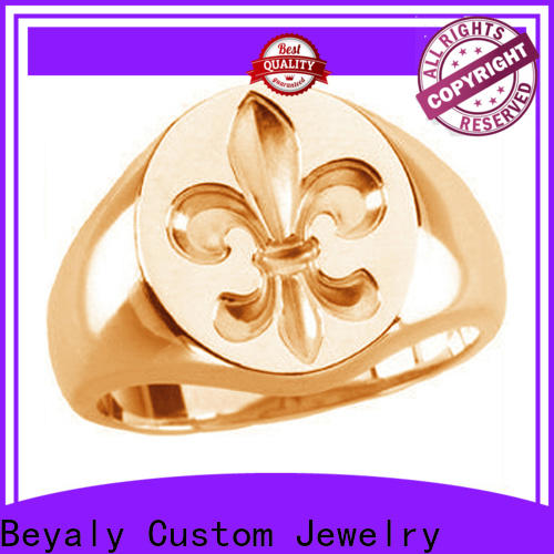 BEYALY New personalized wedding bands for men and women manufacturers for party