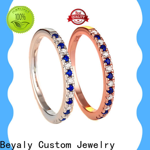 Wholesale custom made mens wedding rings Supply for men
