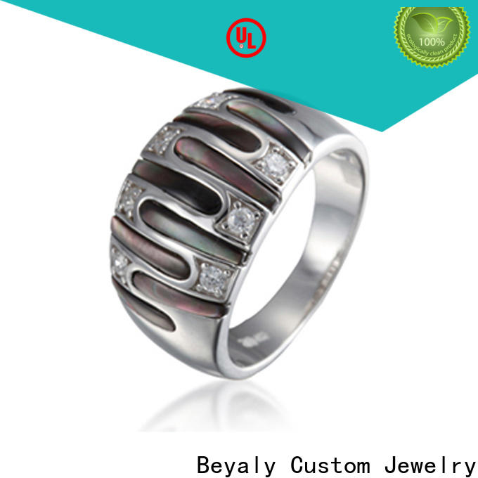 BEYALY custom promise rings cheap Suppliers for women