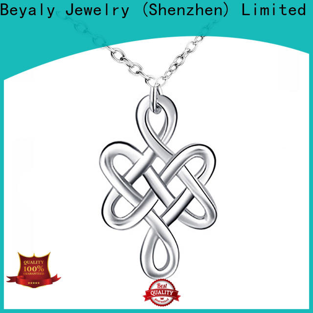 BEYALY brass heart necklace paparazzi Suppliers for business gift
