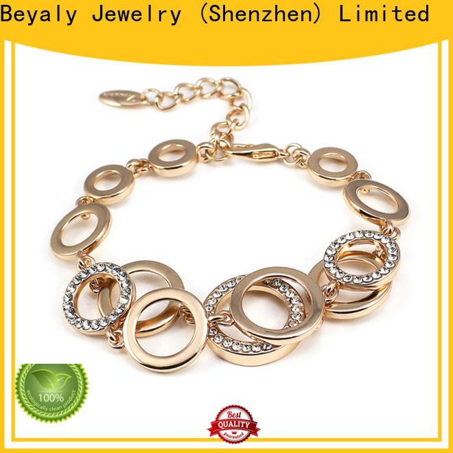 BEYALY rose gold wedding sets factory