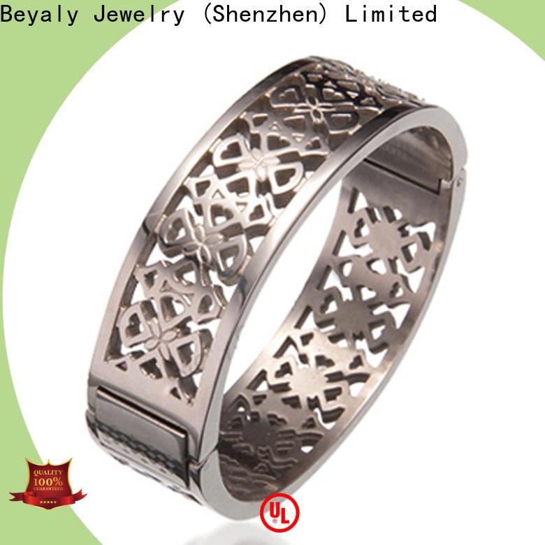 BEYALY Best surgical steel mens earrings bulk buy for party