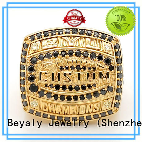 BEYALY New golden state warriors champion ring company for national chamions