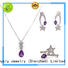 BEYALY cheap silver jewelry sets manufacturers for anniversary celebration