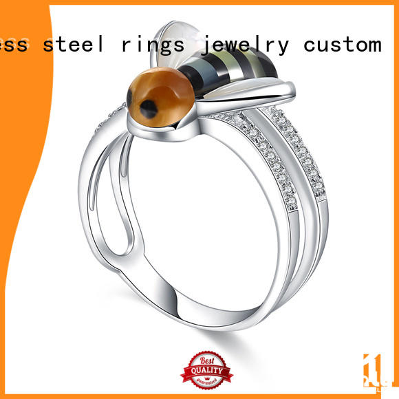 Wholesale platinum ring stone company for men