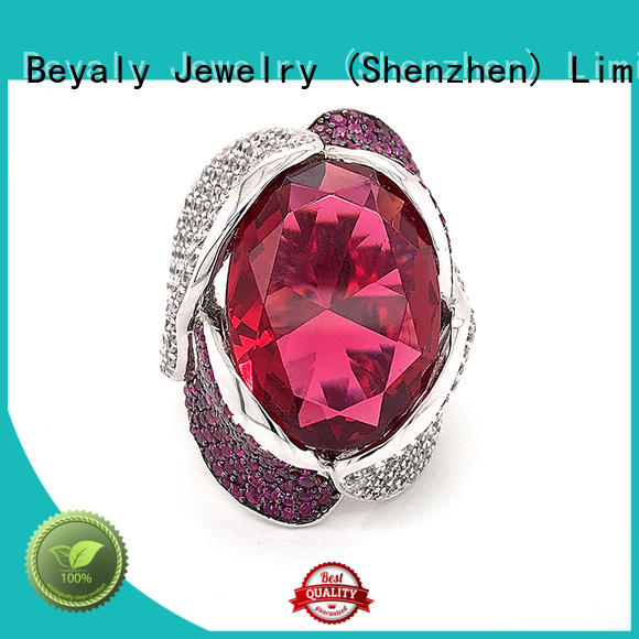 BEYALY aaa most sought after engagement rings Supply for daily life