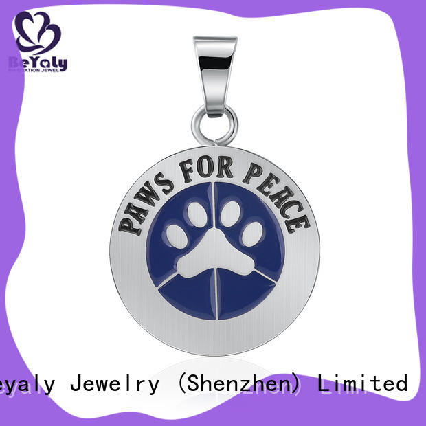 BEYALY blank silver charms for girls Suppliers for women