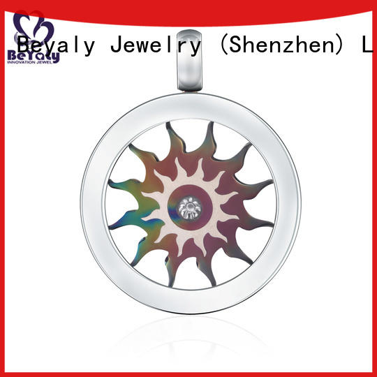 Top blank pendant stainless Supply