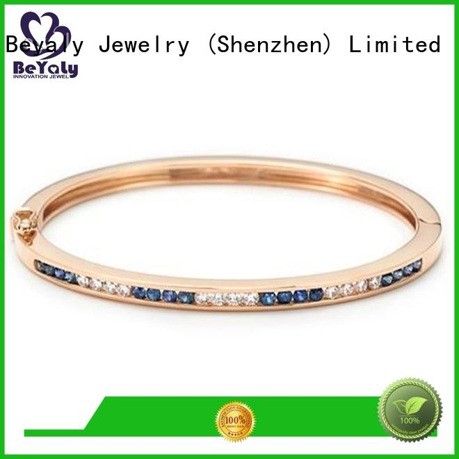 BEYALY silver party bracelet with good price for ceremony