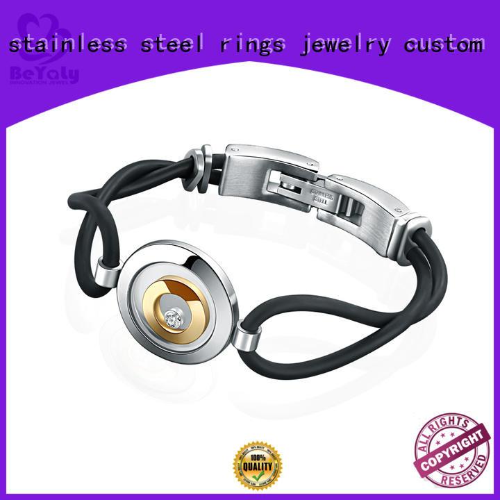 BEYALY bangle silver cuff bangle Supply for anniversary celebration