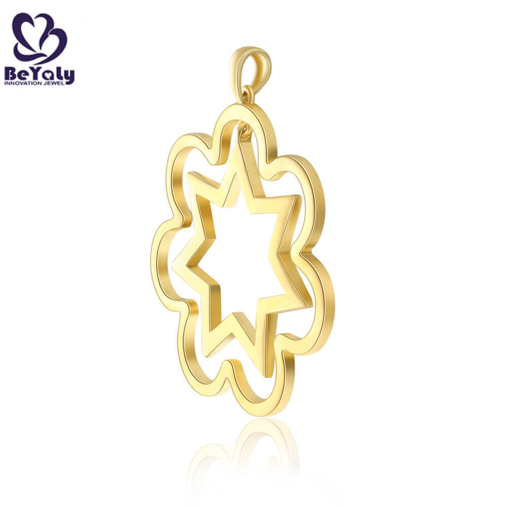 BEYALY High-quality clover pendant necklace manufacturers for ladies-2