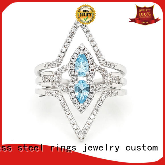 BEYALY Wholesale platinum diamond rings Suppliers for men