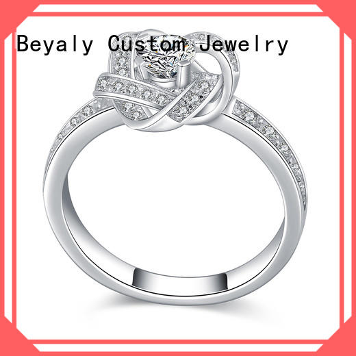 BEYALY Latest good size wedding band company for wedding