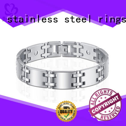 BEYALY cubic silver bangle bracelets factory for business gift