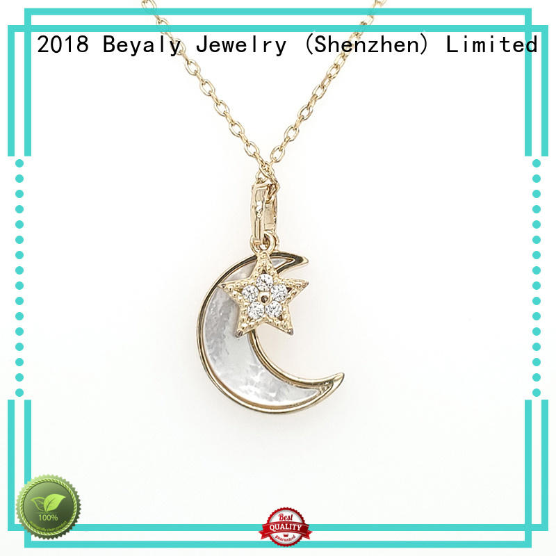BEYALY chains pendant necklaces with good price