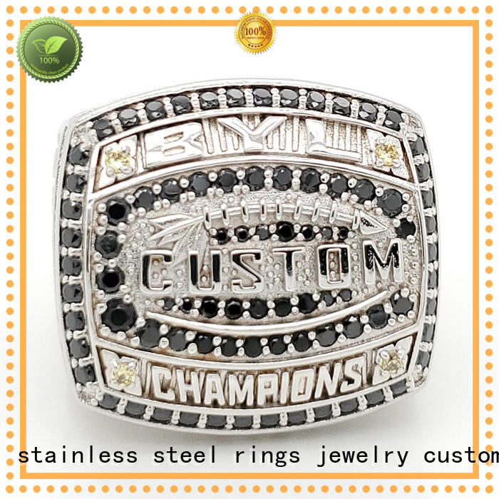 BEYALY excellent football championship rings company for player