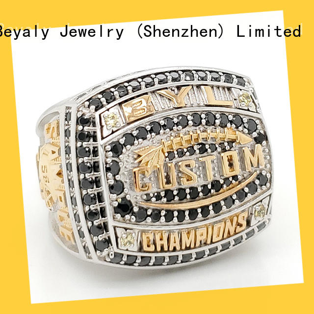 BEYALY ring cavaliers championship ring design factory for word champions