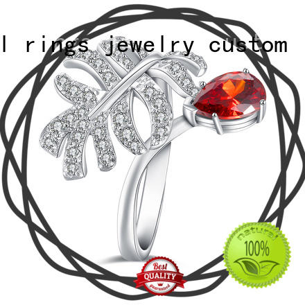 BEYALY gold sterling silver cubic zirconia rings for business for men