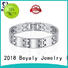 BEYALY fashion silver cuff bracelet inquire now for ceremony