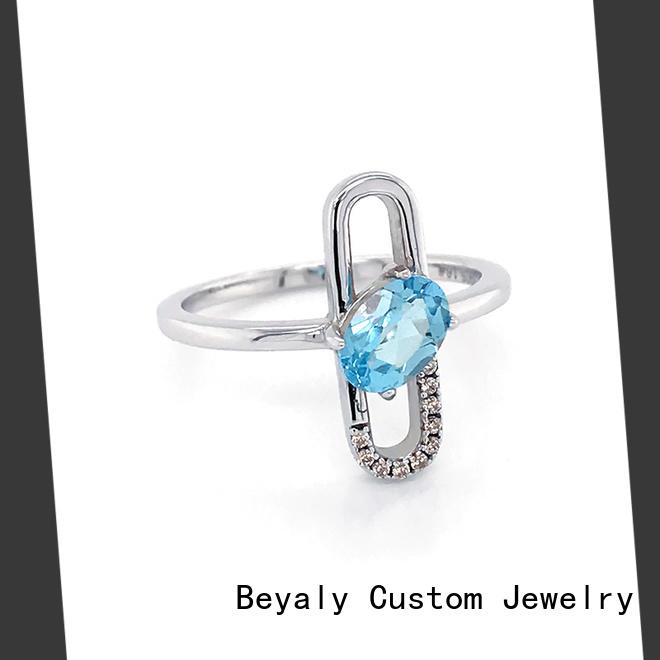 BEYALY Custom most popular engagement ring designs Supply for daily life