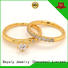 BEYALY gold most stylish engagement rings factory for wedding