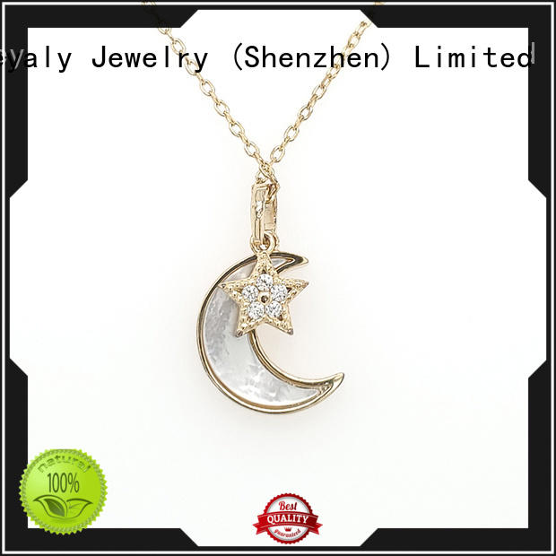 BEYALY fashion initial jewelry Suppliers