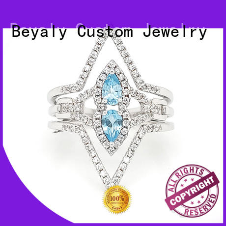BEYALY Custom top ten wedding rings Suppliers for daily life