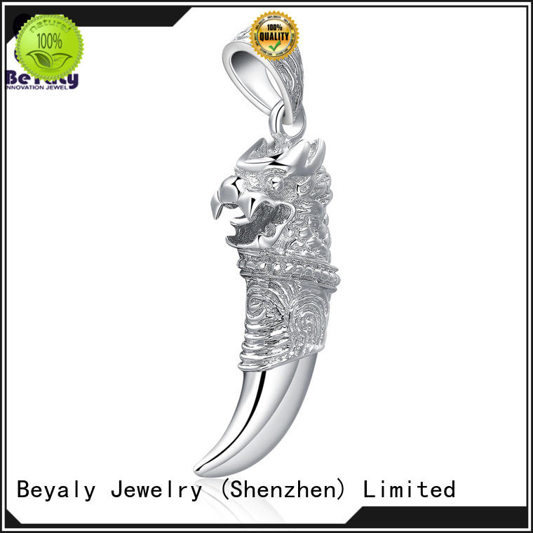 BEYALY cut clover pendant necklace company for wife