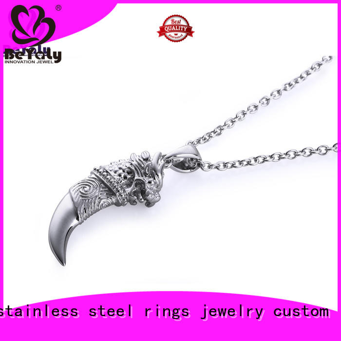 New dog jewelry silver Supply for ladies