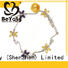 hot sell silver bangle bracelets magnet design for business gift