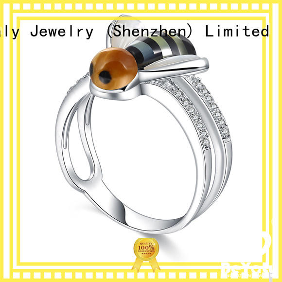 BEYALY stainless popular ring designs Supply for daily life