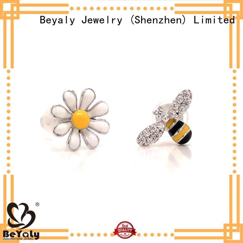 Top cubic zirconia earrings cz company for women